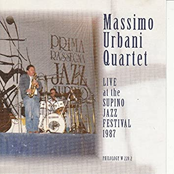 Live at the Supino Jazz Festival 1987