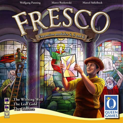 Queen Games - Fresco Extension 4-5-6