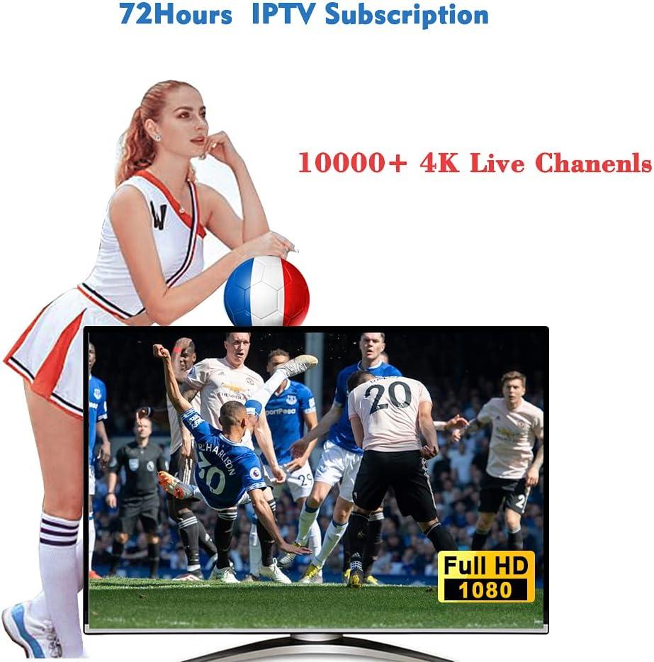 72 Hours IPTV Service