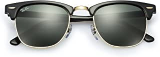 Ray Ban Sunglasses Clubmaster 3016 (49 mm, Crystal Green...