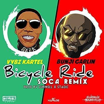 Bicycle Ride (Soca Remix) - Single