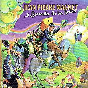 Jean Pierre Magnet y Serenata de los Andes