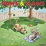 Gary Patterson s Paws n Claws 2022 Wall Calendar