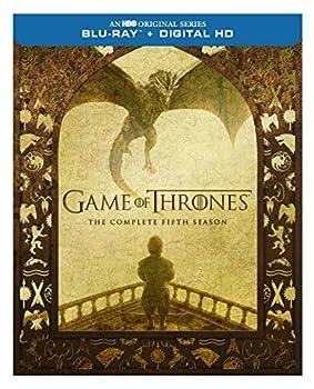 Game of Thrones  Season 5 [Blu-ray + Digital HD]