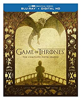 Game of Thrones: Season 5 [Blu-ray + Digital HD] (B00VSG3MSC) | Amazon price tracker / tracking, Amazon price history charts, Amazon price watches, Amazon price drop alerts