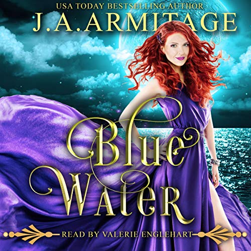 Blue Water audiobook cover art