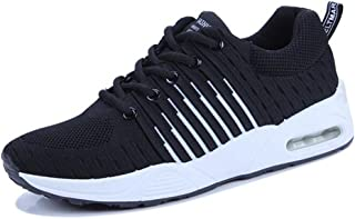 LaBiTi Men's Running Shoes Cross Training Shoes Lightweight Athletic Shoes Outdoor Sneakers