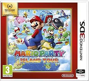 Nintendo Selects - Mario Party: Island Tour (Nintendo 3DS)