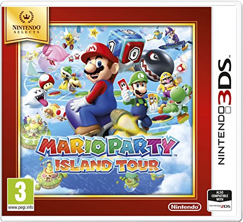 Mario Party: Island Tour 3DS [