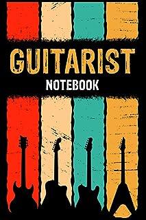 Guitarist: Notebook