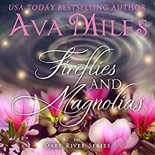 Fireflies and Magnolias audiobook cover art