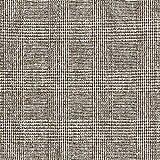 Fabulous Fabrics Mantelstoff Glencheck – beige/braun —