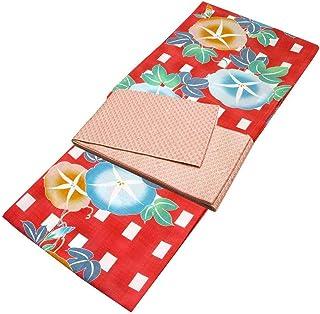 (マイシライシ) MaiShiraishi(白石麻衣) ブランド 浴衣 変り織浴衣と日本製浴衣帯 2点セット