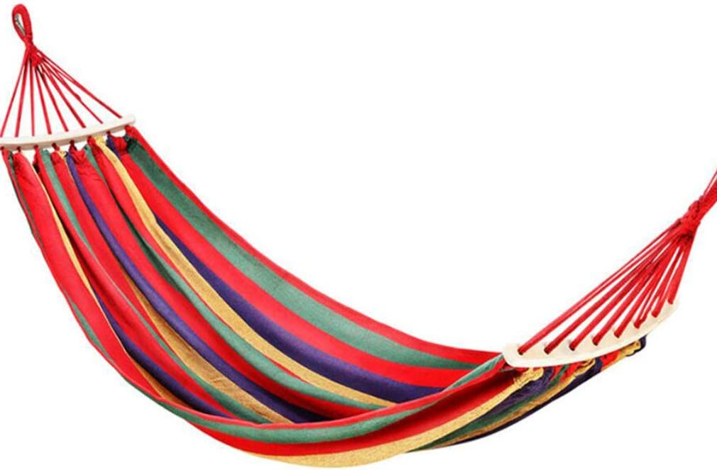 SOURBAN Camping Colorful Max 61% OFF Hammock Portable Travel Hanging Max 54% OFF C Swing