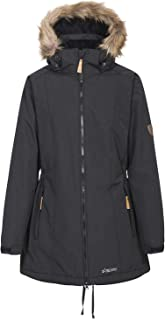 Trespass Celebrity Warm Waterproof Chaqueta con capucha extraíble. Mujer