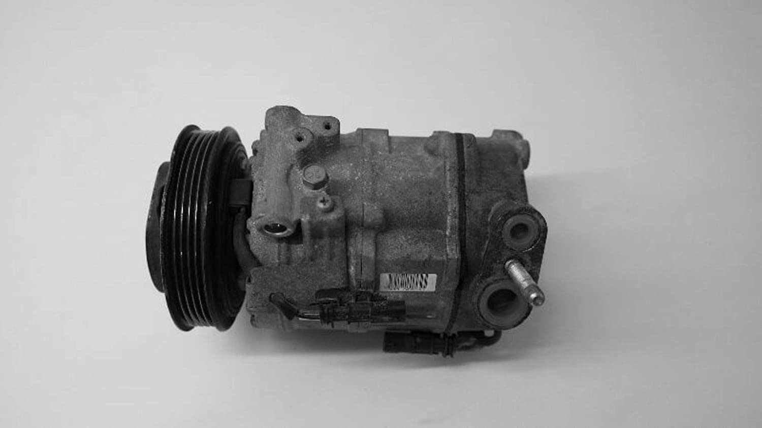 Grade A Certified Used Automotive Part A//C Compressor fits GMC Terrain 2.4L control valve and pigtail bracket  