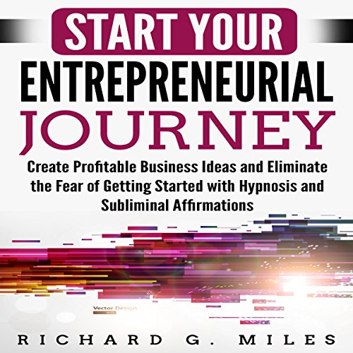 Start Your Entrepreneurial Journey audiobook cover art