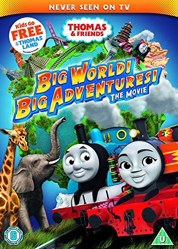 Big World, Big Adventures!™ The Movie! [DVD]