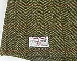 Echter Harris Tweed, 100% reine Wolle, mit Etiketten. 75