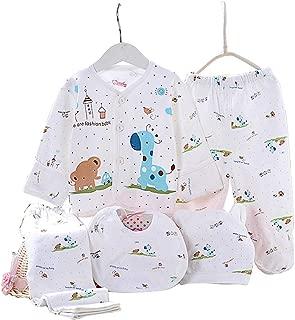 RONSHIN 5pcs/Set Baby Cotton Breathable Newborn Clothes Baby Underwear