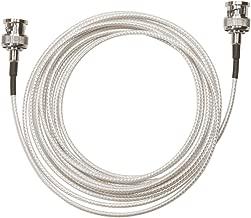 MOKOSE 9.8Ft(3M) 3G HD-SDI Cables 75 Ohm SDI BNC Male Silver-Plated Coax Cable, BNC to BNC for MOKOSE USH3001