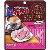 亀田製菓 亀田の柿の種 いちごチョコ 35g×6袋