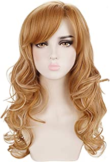 Best curly strawberry blonde wig Reviews