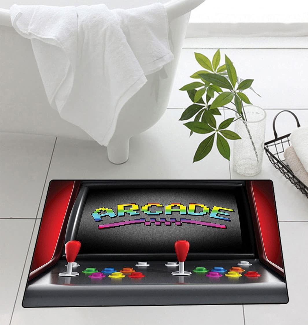 Oklahoma City Recommended Mall Arcade Games Doormat Machine Retro Butt Game Fun Joystick