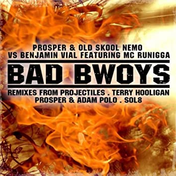 Bad Bwoy EP