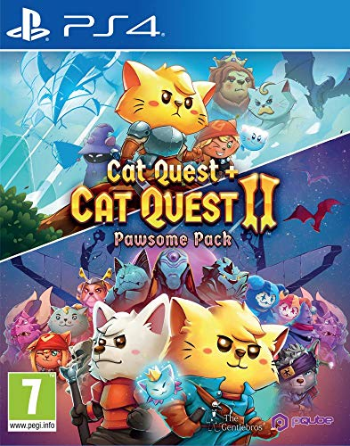 Cat Quest 2 Pawsome Pack (Cat Quest 1 + 2)(PS4)