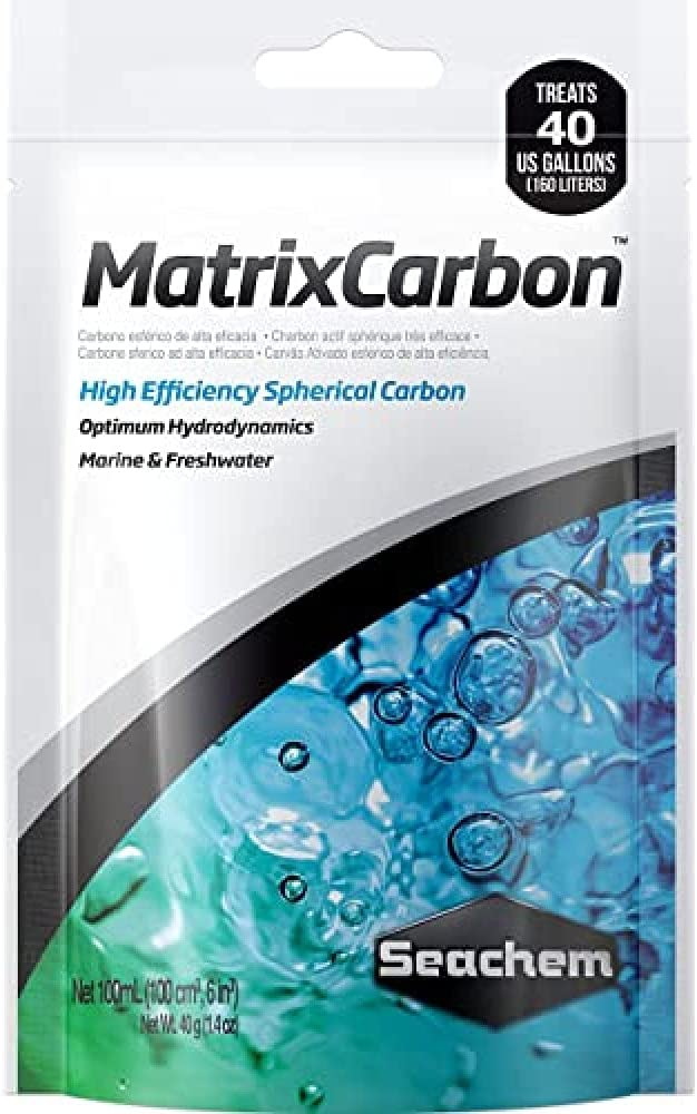 Seachem Matrix Carbon 100ml Max Atlanta Mall 83% OFF