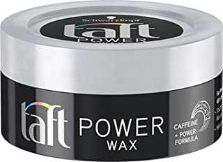 Taft Power Wax For Wet Or Dry Hair, 75 ml