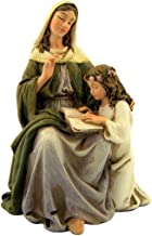 Religious Gifts 6 Inch Saint Anne Statue Figurine Catholic Gift
