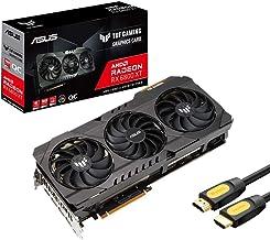 ASUS TUF Radeon RX 6800 XT OC Graphics Card DirectX 12 Ultimate 16GB 256-Bit GDDR6 PCI Express 4.0 HDCP Ready Axial-tech F...