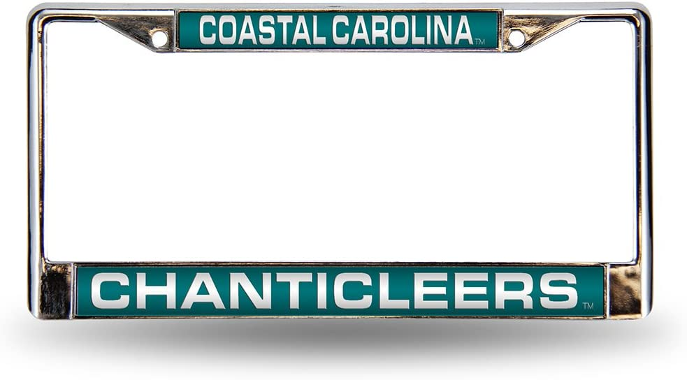 Coastal Carolina Chanticleers Max 52% OFF Official NCAA Met inch x 12 6 Ranking TOP4