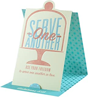 Thank You - Inspirational Boxed Cards - Serve One Another