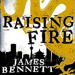 Raising Fire cover art