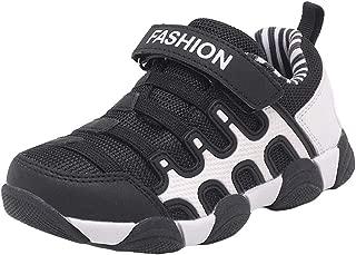 ❤ Chaussures Enfants 3-10 Ans,LHWY Baskets Respirantes Couleur Maille pour Enfants Sneaker Chaussures D/écontract/ées Enfants 4-7 Ans