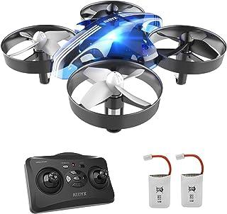 Mini Drone per Bambini RC Giocattolo Quadcopter Regalo per Principianti AT-66 Materiale Plastico ABS di Alta qualità , Ant...