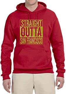 Wild Bobby Straight Outta Hometown Pride   Fantasy Football Fan   Mens Sports Sweatshirt Graphic Hoodie