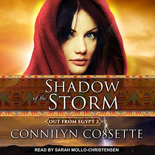 Shadow of the Storm audiobook cover art