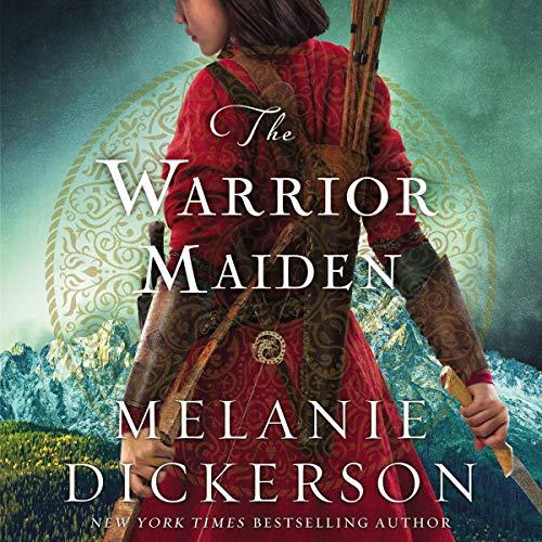 The Warrior Maiden audiobook cover art