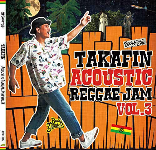 [画像:TAKAFIN Acoustic Reggae Jam VOL.3]