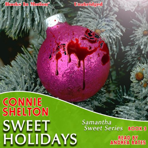 Sweet Holidays audiobook cover art