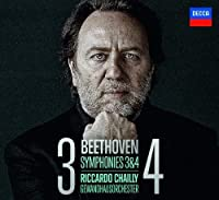 Beethoven: Symphonies 3 & 4 Etc by Beethoven