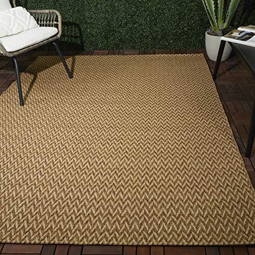 Balta Rugs Westover Beige Indoor/Outdoor Area Rug, 8' x 10'
