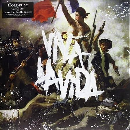 vinile coldplay Viva La Vida Or Death And All His Friends album
