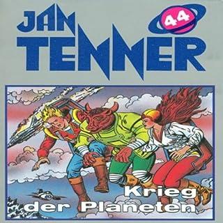 Krieg der Planeten (Jan Tenner Classics 44) Titelbild