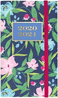 Simplified by Emily Ley 2020-2021 Monthly Pocket Planner, 2 Year, 3-1/2