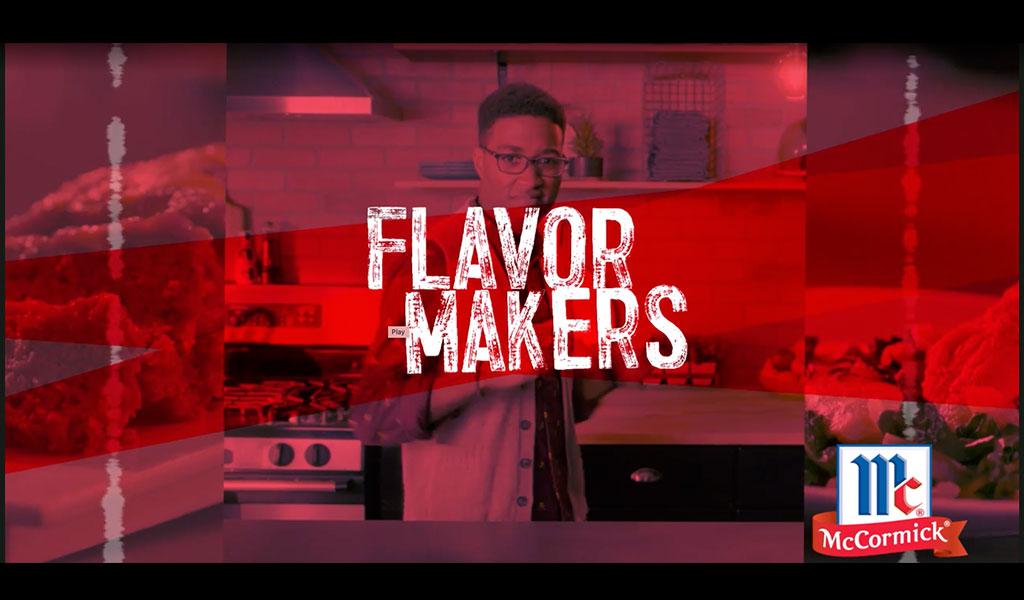 Flavor Maker – Cooking with McCormick